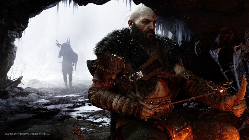 God Of War Ragnarok Cave