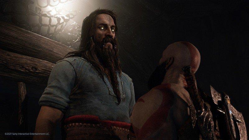 God Of War Ragnarok Tyr