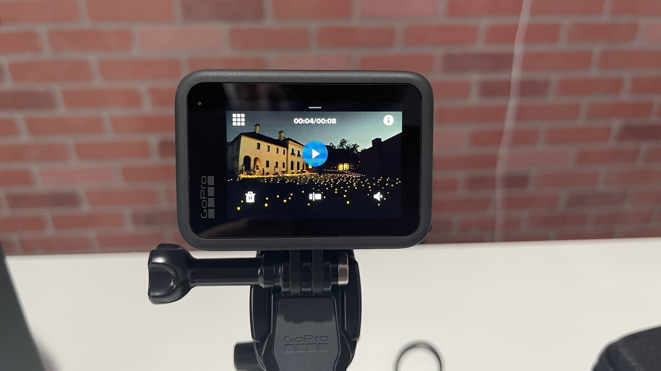 GoPro Hero 10 Black is much more responsive