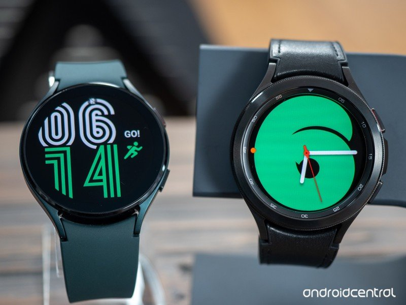 Samsung Galaxy Watch 4 Watch 4 Classic