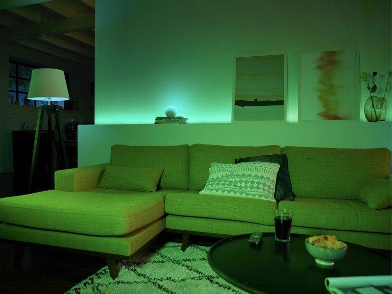 Philips Hue Light Strip Lifestyle